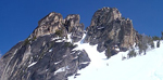 Southwest Couloir, SEWS